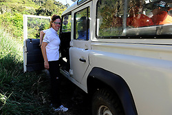 15-10-2008 REPORTAGE: KILIMANJARO CHALLENGE 2008: TANZANIA <br /> De dag van Miriakamba Huts (2514m) naar Momella Gate (1514). De Kilimanjaro Challenge van de BvdGf.<br /> &copy;2008-FotoHoogendoorn.nl