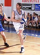 SONDRIO, ESTATE 2002<br /> AMICHEVOLE ITALIA - UCRAINA<br /> NELLA FOTO: ALEX RIGHETTI<br /> FOTO CIAMILLO