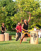 """The Guinee' Fare'"" performed by Voices of Culture Drum & Dance at the 11th Annual Dances at the Lakes Festival"