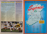 All Ireland Senior Hurling Championship - Final,.01.09.1996, 09.01.1996, 1st September 1996,.01091996AISHCF, .Wexford v Limerick,.Wexford 1-13, Limerick 0-14,..Supermacs,