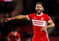 Ryan Shotton of Middlesbrough - Mandatory by-line: Robbie Stephenson/JMP - 02/03/2018 - FOOTBALL - Riverside Stadium - Middlesbrough, England - Middlesbrough v Leeds United - Sky Bet Championship