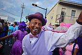 new orleans second line parade