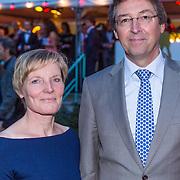 NLD/Utrecht/20130925 - Opening NFF 2012 - premiere Hoe Duur was de Suiker, Aleid Wolfsen en partner