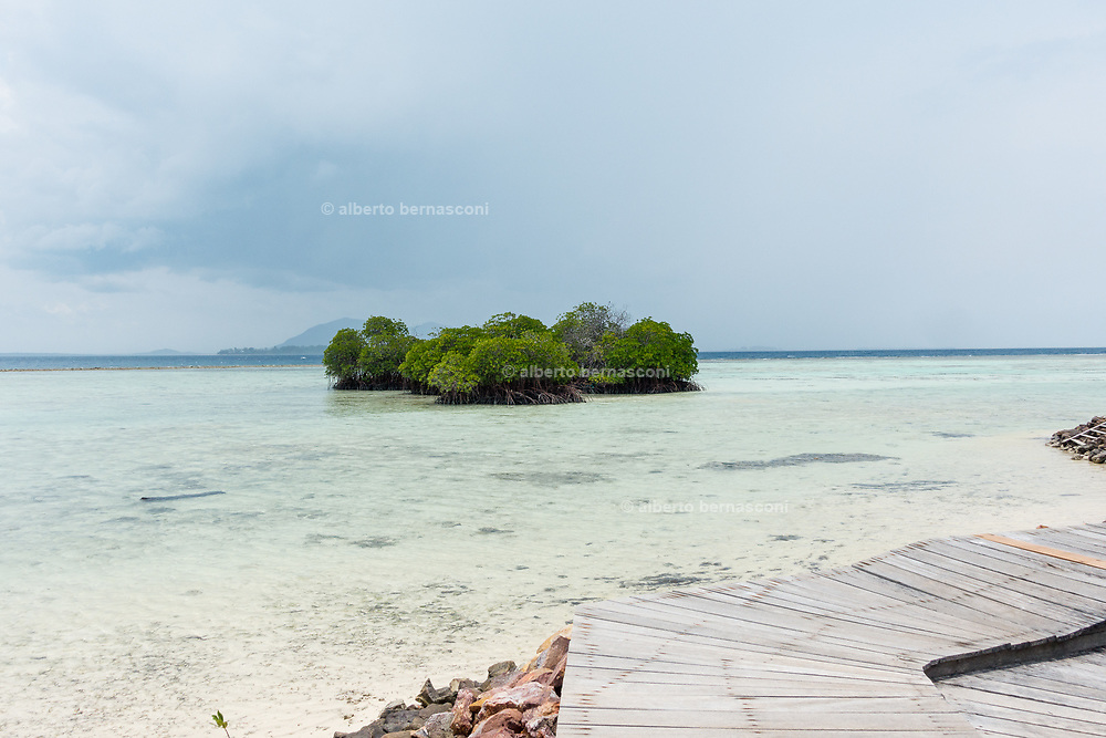 INDONESIA, Karimunjawa Archipelago, Kura Kura Resort , the Blu Bar
