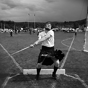 The Highland Games in Newtonmore