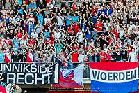 ALKMAAR - 25-05-2017, AZ, - FC Utrecht, AFAS Stadion, 3-0, supporters FC Utrecht.