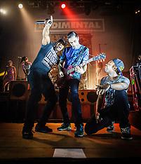 Rudimental concert, Wolverhampton