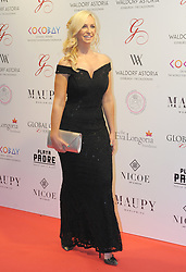 The Global Gift Gala Red Carpet, Wednesday 17th May 2017<br /> <br /> Josie Gibson arrives on the red carpet<br /> <br /> The Global Gift Gala is a unique international initiative from the Global Gift Foundation, a charity founded by Maria Bravo that is dedicated to philanthropic events worldwide; to help raise funds and make a difference towards children and women across the globe.<br /> <br /> Charities benefiting from the 2017 Edinburgh Global Gift Gala include the  Eva Longoria Foundation, which aims to improve education and provide entrepreneurial opportunities for young women;  Place2Be which provides emotional and therapeutic services in primary and secondary schools, building children's resilience through talking, creative work and play; and the Global Gift Foundation with the opening of their first 'CASA GLOBAL GIFT', providing medical treatments and therapy for children affected by rare disease.<br /> <br /> (c) Aimee Todd | Edinburgh Elite media