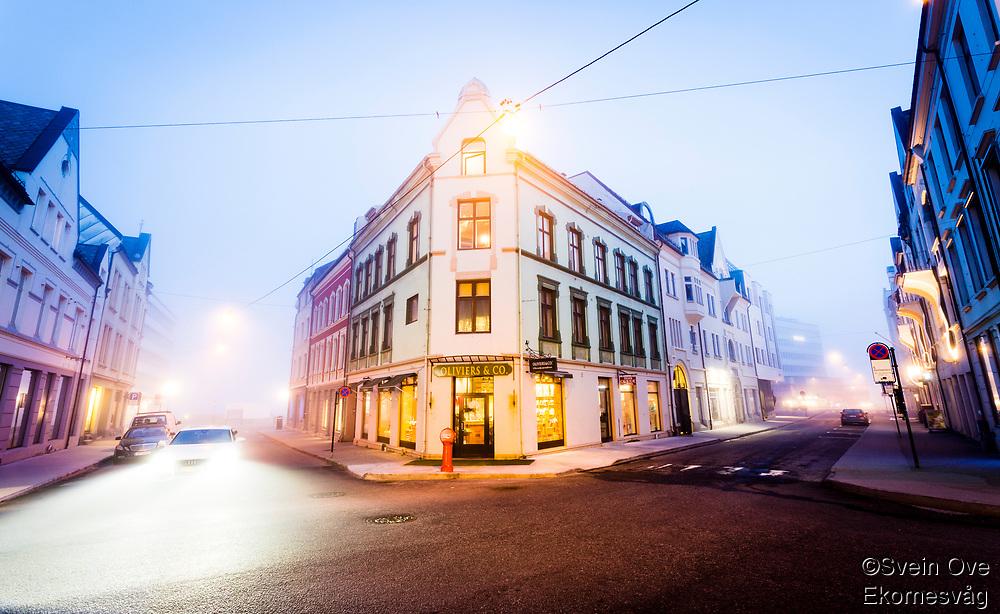 Fog Nouveau.<br /> Foto: Svein Ove Ekornesvåg