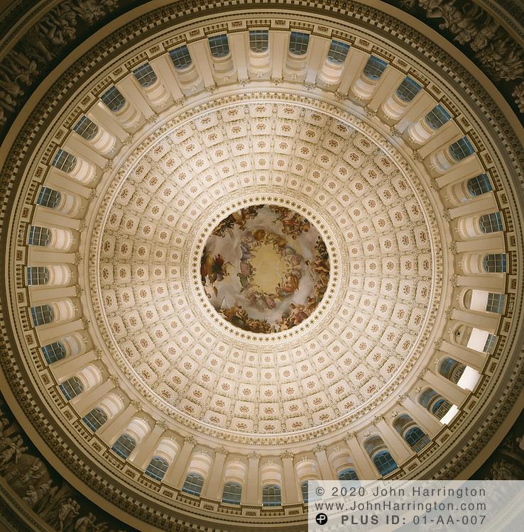 U.S. Capitol Dome<br />