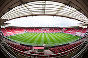 A general image of The Riverside Stadium ahead of the EFL Sky Bet Championship match between Middlesbrough and West Bromwich Albion at the Riverside Stadium, Middlesbrough, England on 19 October 2019.