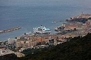 Corsica. France. Bastia Corsica North, France / Bastia, Corse du Nord