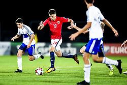 October 5, 2017 - San Marino, SAN MARINO - 171005 Markus Henriksen of Norway during the FIFA World Cup Qualifier match between San Marino and Norway on October 5, 2017 in San Marino. .Photo: Fredrik Varfjell / BILDBYRN / kod FV / 150027 (Credit Image: © Fredrik Varfjell/Bildbyran via ZUMA Wire)