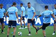 SS Lazio Training Session - 12 Aug 2017