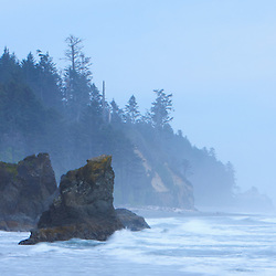 Ruby Beach in Olympic National Park, WA.