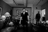 Behind the Scenes with Three Days Grace and My Darkest Days in April 2011