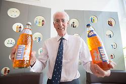 Robin Barr at A. G. Barr, who are planning an announcement next week regarding Irn Bru glass bottles.