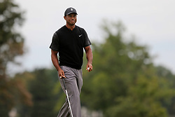 September 8, 2018 - Newtown Square, Pennsylvania, United States - Tiger Woods walks off the 16th green during the third round of the 2018 BMW Championship. (Credit Image: © Debby Wong/ZUMA Wire)