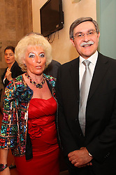 PRESIDE MONTI E QUESTORE ORAZIO D'ANNA