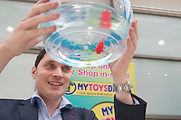 27/01/2014<br /> Ronan Walsh from mytoysdirect.com at the SCCUL enterprise awards EXPO at the bailey Allen in NUIG<br /> Photo:Andrew Downes