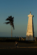 Ponta do Corumbau_BA, Brasil...Farol na Ponta do Corumbau na Bahia...The lighthouse in Ponta do Corumbau, Bahia...Foto: MARCUS DESIMONI /  NITRO