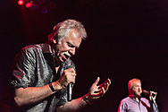 Singer Joe Bonsall of The Oak Ridge Boys during Benefit concert in Boone NC for Sugar Grove Developmental Day School on October 4, 2012