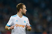 Olympique de Marseille's French forward Valere Germain reacts during the French Championship Ligue 1 football match between Olympique de Marseille and AS Monaco on January 28, 2018 at the Orange Velodrome stadium in Marseille, France - Photo Benjamin Cremel / ProSportsImages / DPPI