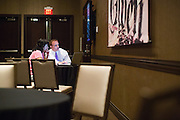Anderson Business Advisors host their INC U seminar at the Hard Rock Hotel & Casino in Las Vegas, Nevada, on June 1, 2014. (Stan Olszewski/SOSKIphoto)
