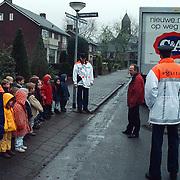 Verkeersdag bij de van Brugghenschool Huizen