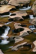 Photographic study of the Masongwana River in the Cathedral Peak area of the Mdedelelo Wilderness. Ukhahlamba-Drakensberg Park, KwaZulu-Natal, South Africa.  Nikon F4, 75-300/4.5D. Kodak E100SW. October 1996