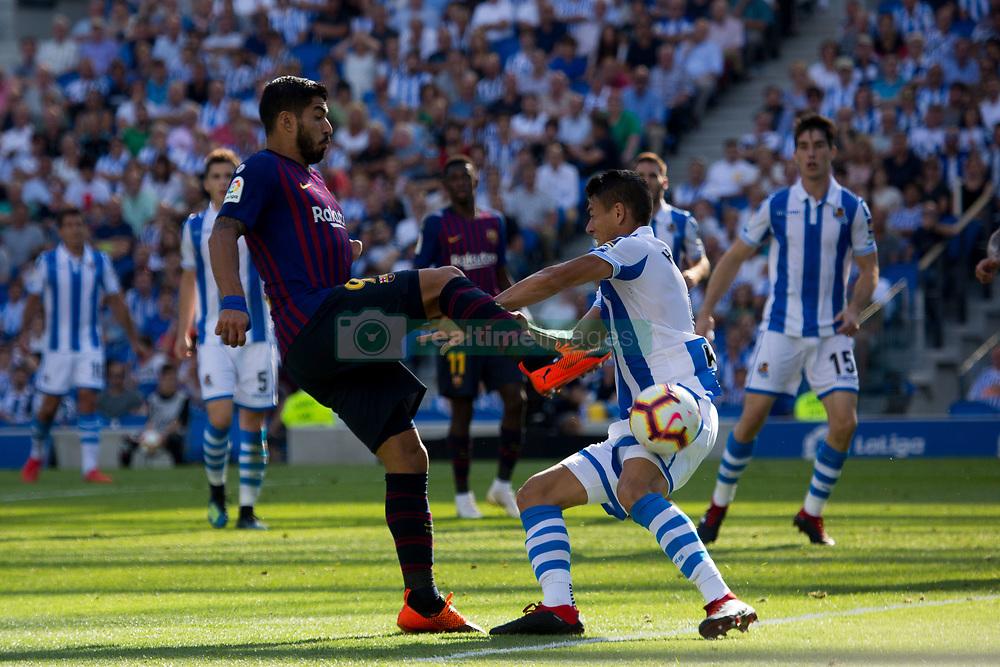 صور مباراة : ريال سوسيداد - برشلونة 1-2 ( 15-09-2018 ) 20180915-zaa-a181-235