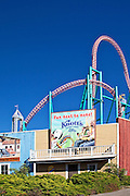 California's Best Amusement park Knott's Berry Farm