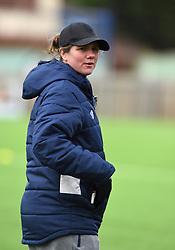 Bristol Bears Women head coach Kim Oliver - Mandatory by-line: Paul Knight/JMP - 11/01/2020 - RUGBY - Shaftesbury Park - Bristol, England - Bristol Bears Women v Firwood Waterloo Women - Tyrrells Premier 15s