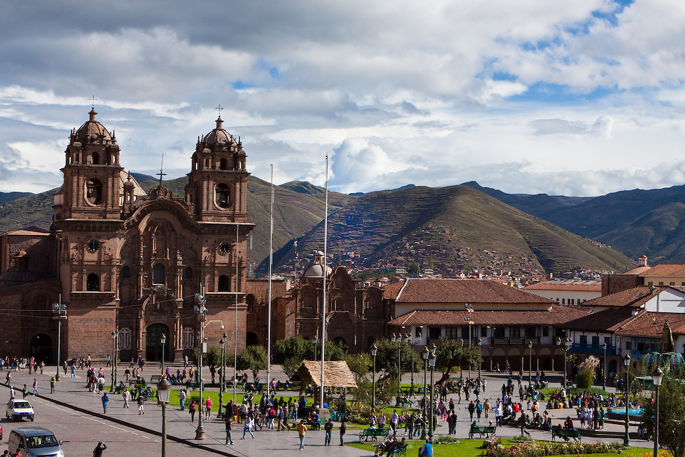 SHOTS OF STREETS, LANDSCAPE AND VILLAGES IN CUSCO AND THE SACRED VALLEY