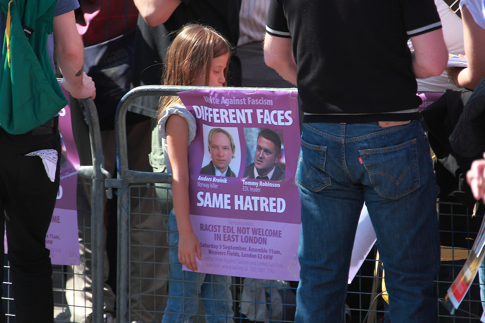 EDL Tower Hamlets