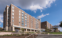 Exterior image of Edgewood Commons in Washington DC by Jeffrey Sauers of Commercial Photographics, Architectural Photo Artistry in Washington DC, Virginia to Florida and PA to New England