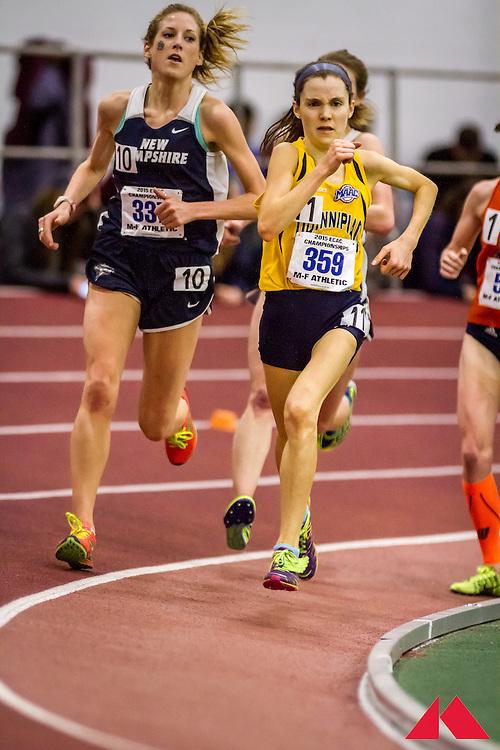 ECAC Indoor Champs, womens 5000, Ashe, Niamh               SO Quinnipiac