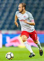 19.07.2017, Red Bull Arena, Salzburg, AUT, UEFA CL, FC Salzburg vs Hibernians FC, Qualifikation, 2. Runde, Rückspiel, im Bild Andreas Ulmer (FC Red Bull Salzburg) // during the UEFA Championsleague Qualifier 2nd round, 2nd leg match between FC Salzburg and Hibernians FC at the Red Bull Arena in Salzburg, Austria on 2017/07/19. EXPA Pictures © 2017, PhotoCredit: EXPA/ JFK