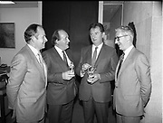 National Dairy Council Awards, Dublin,<br /> 21st May 1984