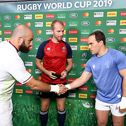 Georgia v Uruguay - Rugby World Cup 2019_ Pool D-2
