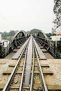 Bridge over the River Kwai, Kanchanaburi Thailand, Eastern & Oriental Train