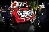 20161007 | Neonazi Demo Wetzlar
