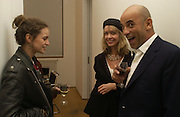 Guy Dellal, Alice Dellal and Sabrina Guinness. Bailey's Democracy, Photographs by Daivid Bailey. Faggionato Fine Arts. 13 December 2005. ONE TIME USE ONLY - DO NOT ARCHIVE  © Copyright Photograph by Dafydd Jones 66 Stockwell Park Rd. London SW9 0DA Tel 020 7733 0108 www.dafjones.com