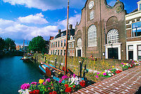 Delftshaven, Rotterdam, the Netherlands