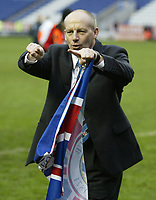 Photo: Marc Atkins.<br /> <br /> Leicester City v Reading. Coca Cola Championship. 25/03/2006. Steve Coppell