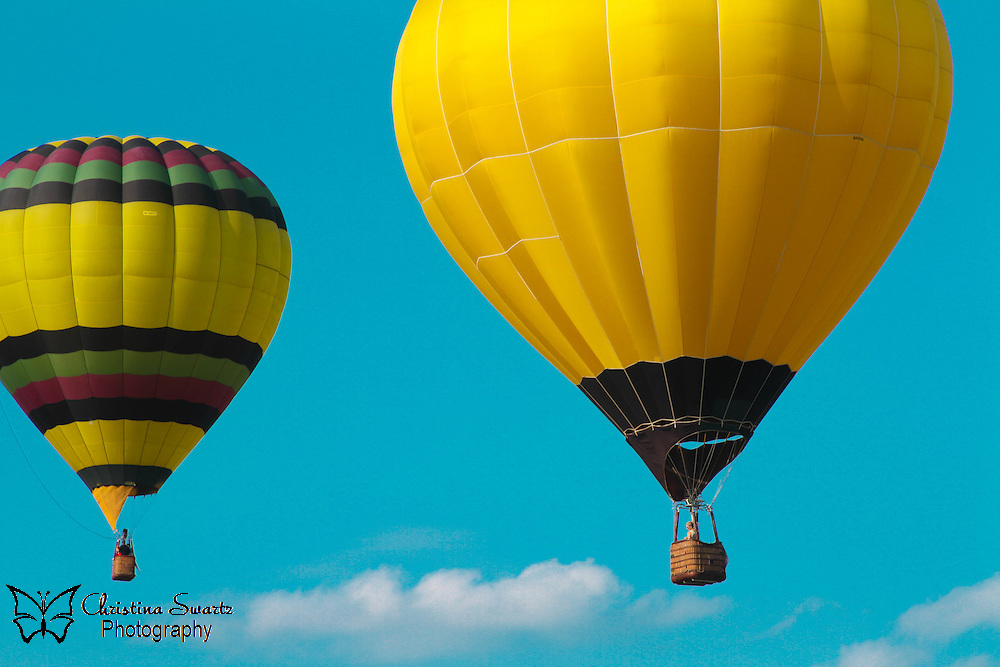 Yellow Hot Air Balloon Image for sale,<br />