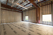 Construction at Sharpstown International School, November 2, 2016.