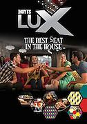 HOYTS LUX Cinema campaign 2015