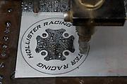 water jet cutting steel parts