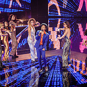 NLD/Hilversum/20160122 - 6de live uitzending The Voice of Holland 2016, Jared Grant